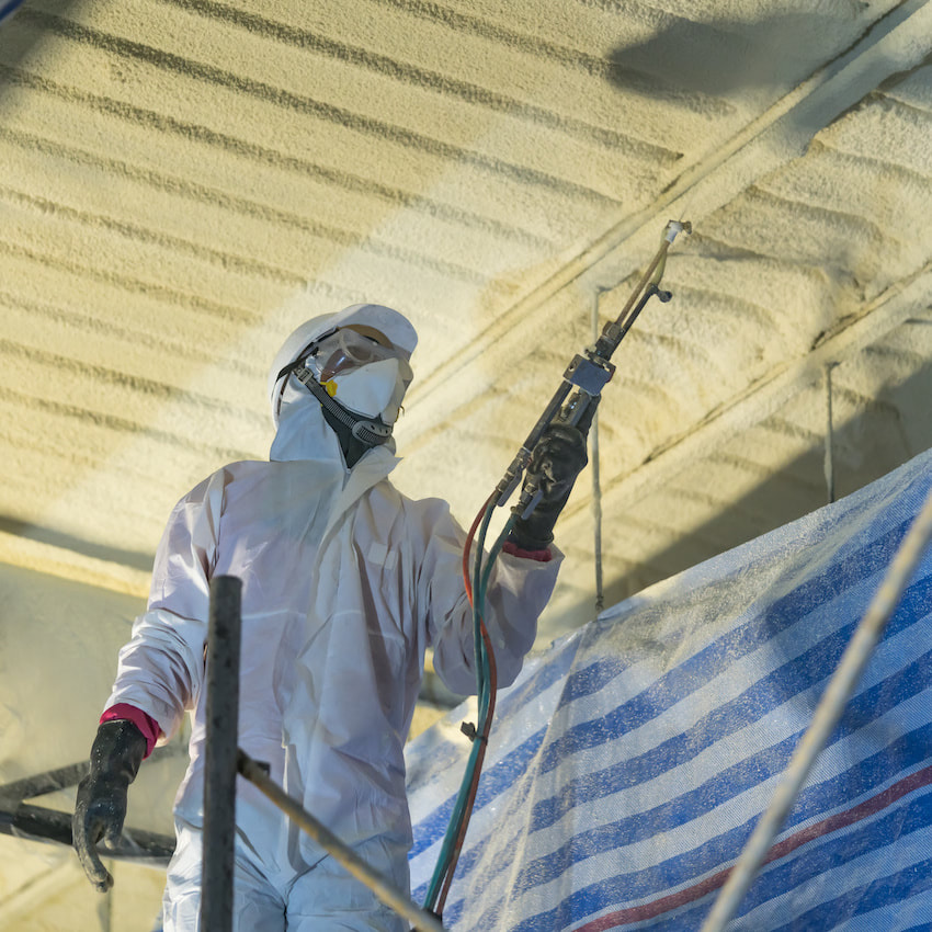 Commercial Spray Foam Insulation Brooklyn, New York